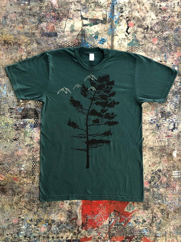 Men's Tee by Smoking Lily - Forest