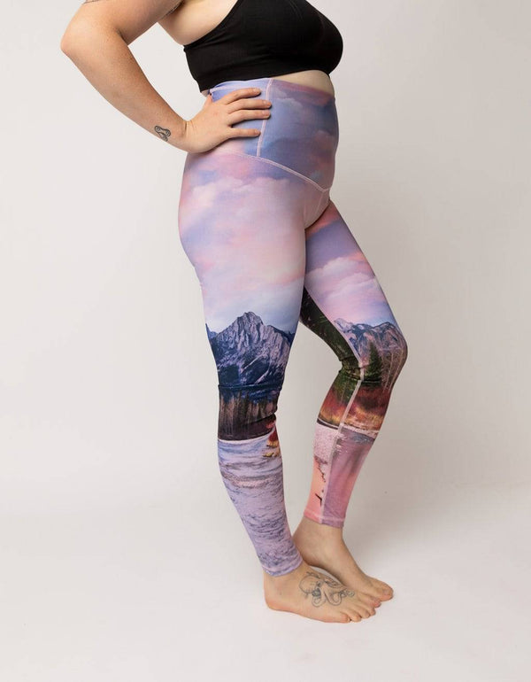 BeWildHer Athletic Tights - The