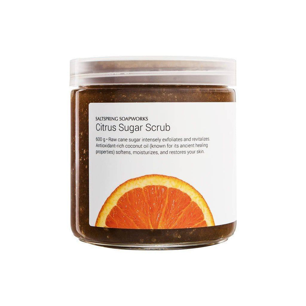 Citrus Sugar Scrub
