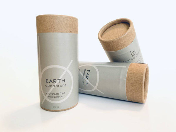 Bottle None Deodorant Compostable Tube - Nelson Naturals - West Coast Mamas