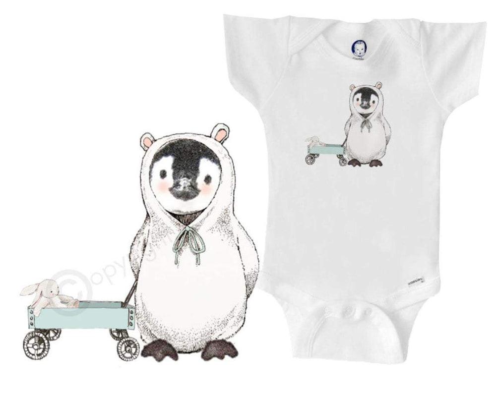 Boogaloo Bubby Wear Organic Onesie (arrives Sep 28)