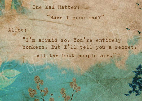 The Mad Hatter - Have I Gone Mad? - West Coast Mamas