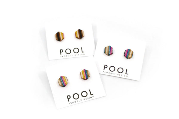 Pool Earrings