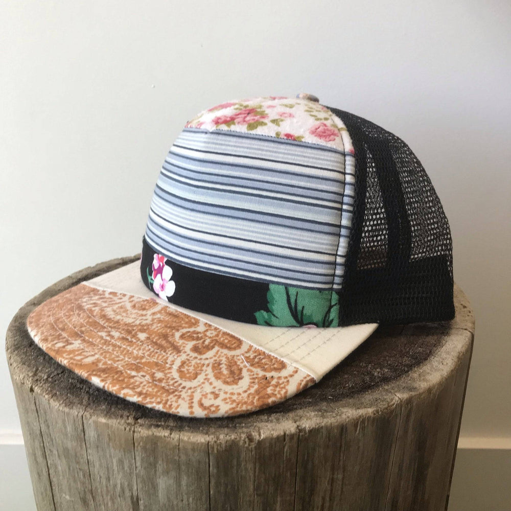 Scrap Hat by Green Bean Reloved