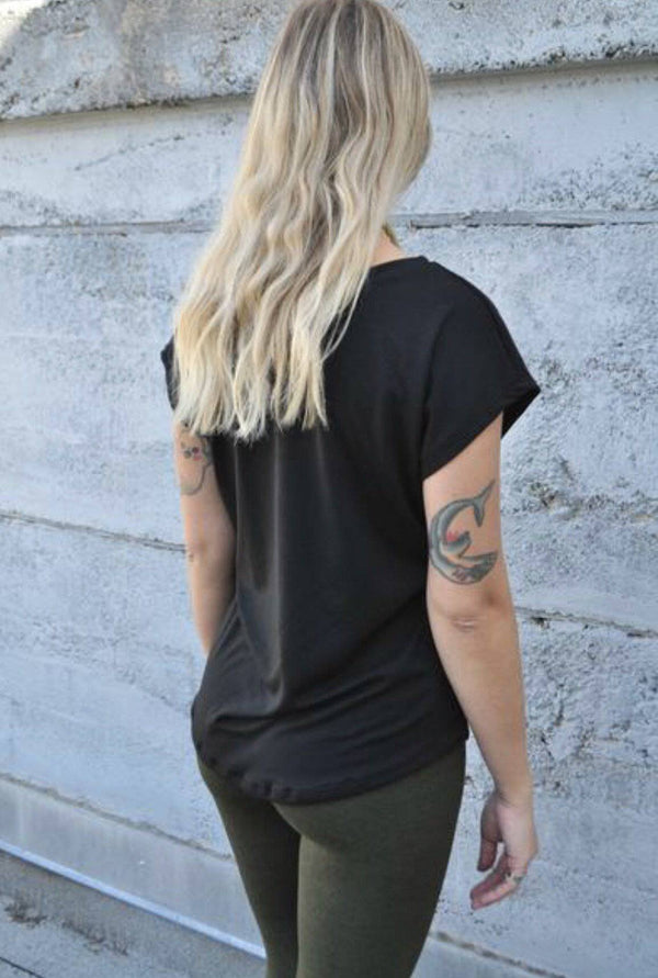Boxy Tee by Sea of Wolves