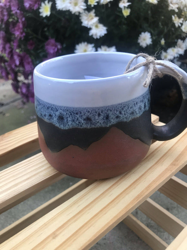 Hands On Clay Collective Mugs - West Coast Mamas
