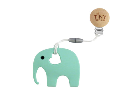 Soother Clips & Teethers by Tiny Teethers