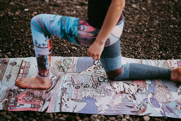 Supported Soul All In One Yoga Mat