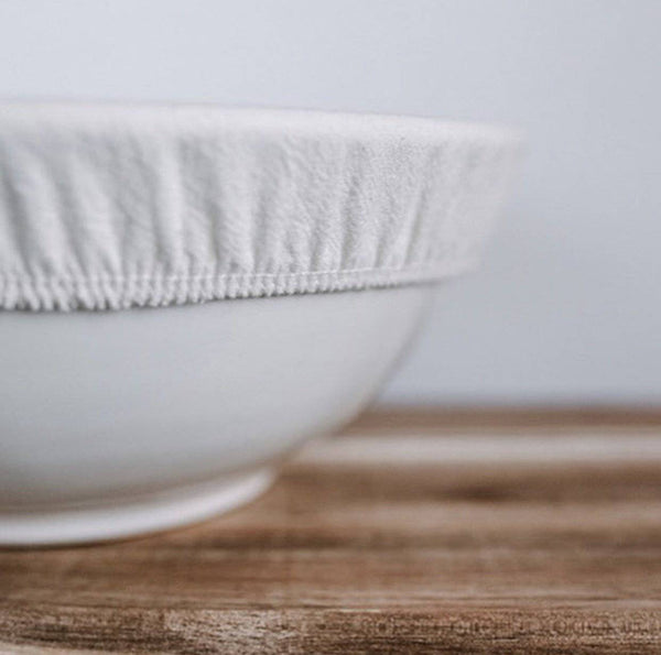 Unwaxed Fabric Bowl Covers