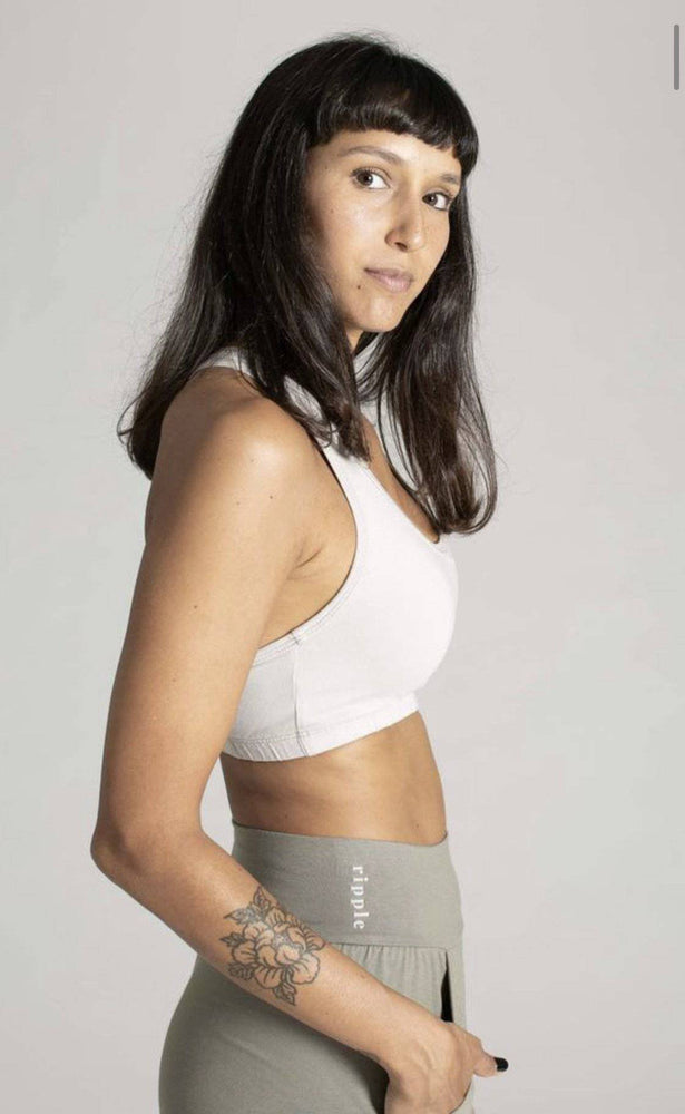 Racer Back Bra by Ripple Yoga Wear