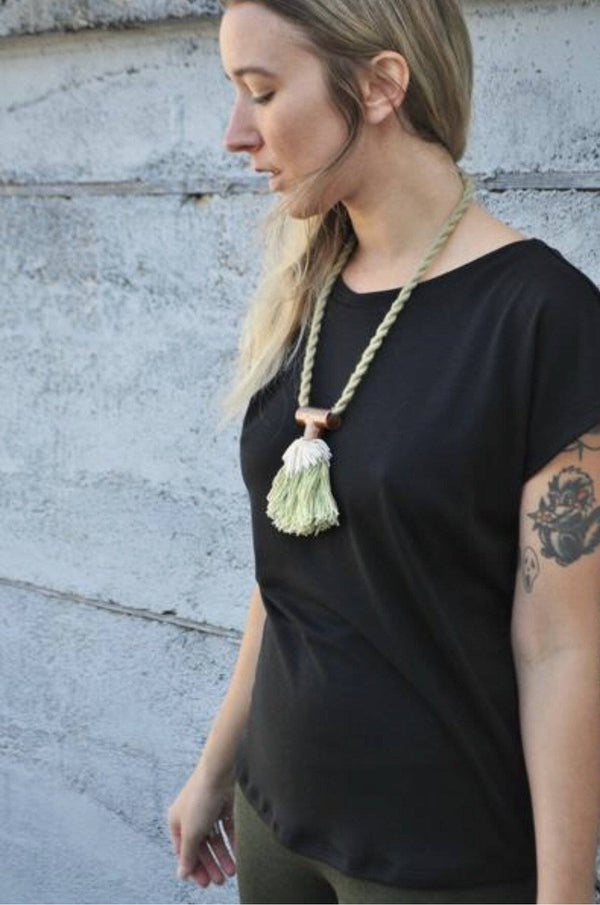 Boxy Tee by Sea of Wolves - West Coast Mamas