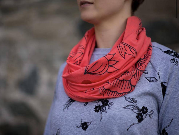 Loop Scarf by Smoking Lily