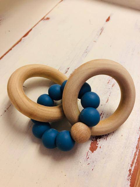 Wooden Teethers - West Coast Mamas