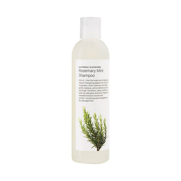 Rosemary Mint Shampoo - West Coast Mamas