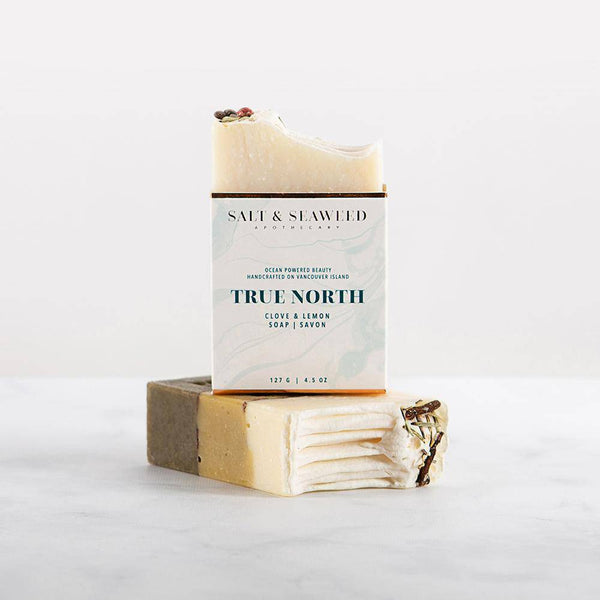 True North Soap - Salt & Seaweed Apothecary - West Coast Mamas