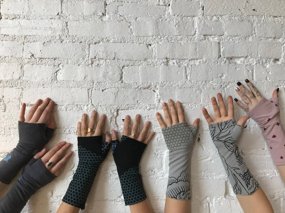 Wrist Warmers by Smoking Lily