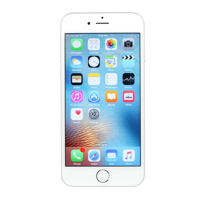 Apple iPhone 6s (64GB) Silver