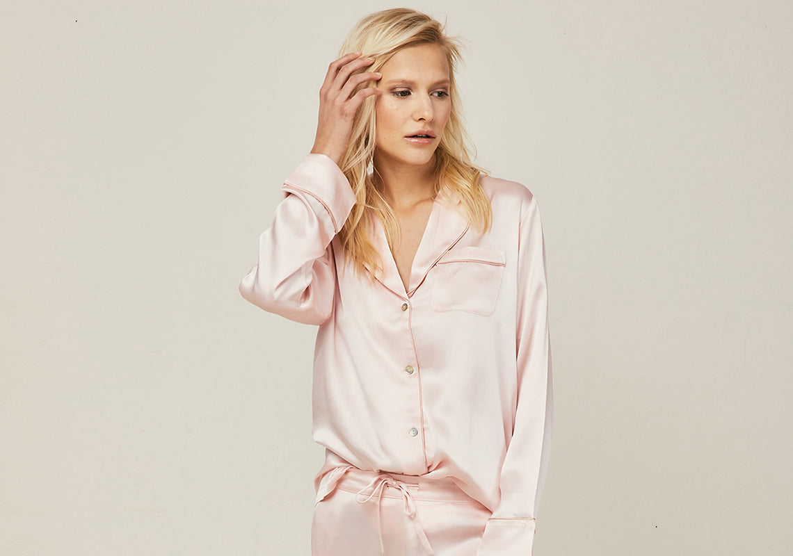 Silk Pyjamas & Why Should You Have One