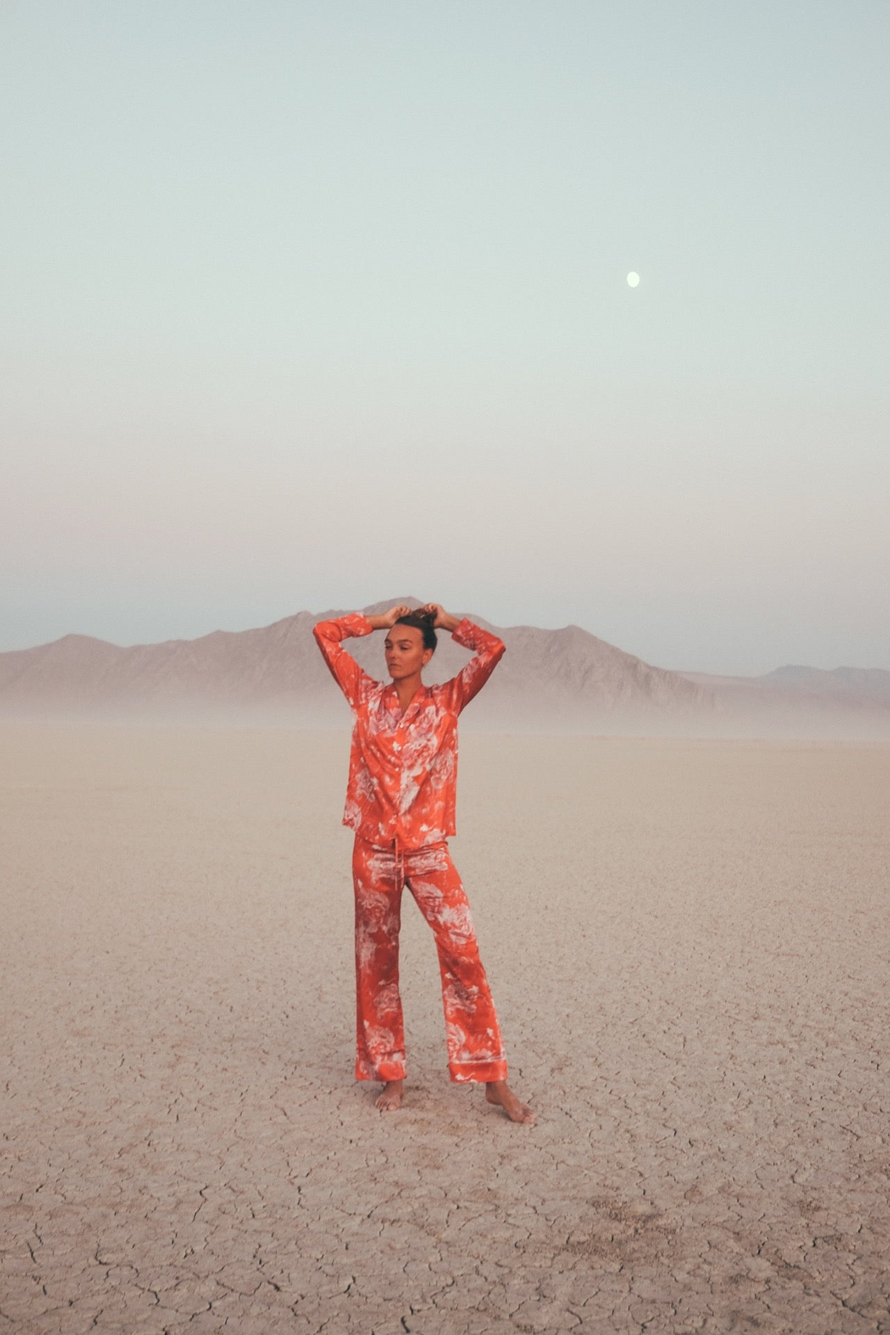 RADICE - Loungewear, Sleepwear as Burning Man Outfit