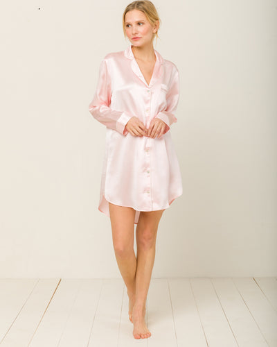 Camilla in Candy Rosé - Nightshirt