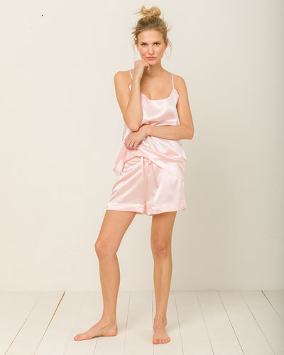 Alexandra in Candy Rosé - Short