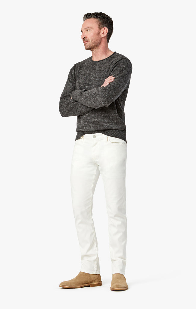 Cool Slim Leg Jeans in Natural Soft Touch