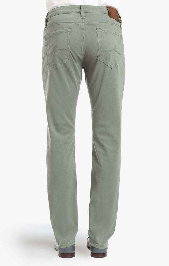 COOL TAPERED LEG IN MOSS TWILL - 34 Heritage Canada