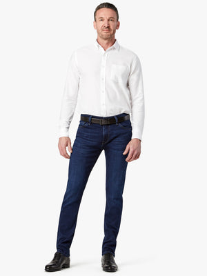 Courage Straight Leg Jeans in Dark Ultra