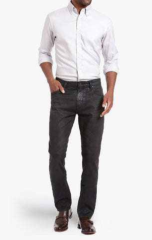 COOL TAPERED LEG JEANS IN COAL MANHATTAN