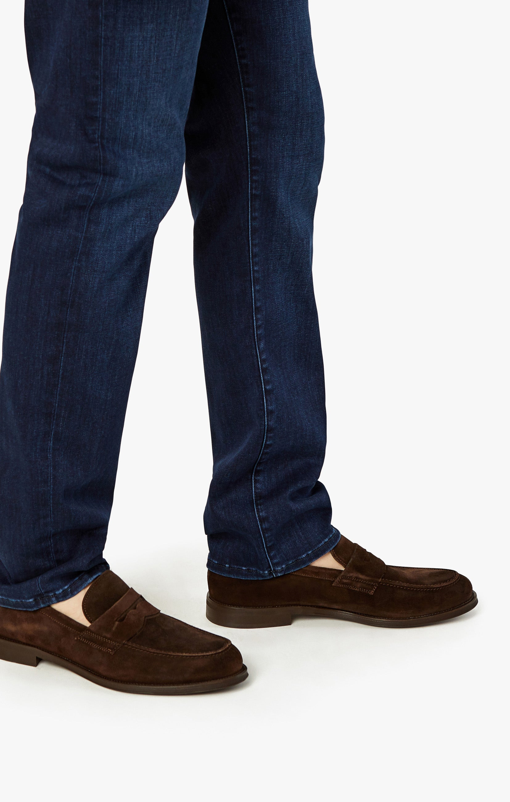 Cool Slim Leg Jeans In Deep Brushed Image 8