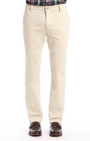 NAPLES STRAIGHT LEG IN BONE TWILL - 34 Heritage Canada