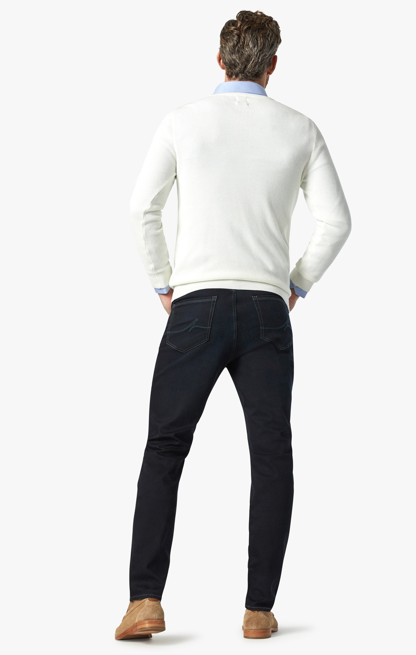 Champ Athletic Fit Jeans In Midnight Austin Image 6