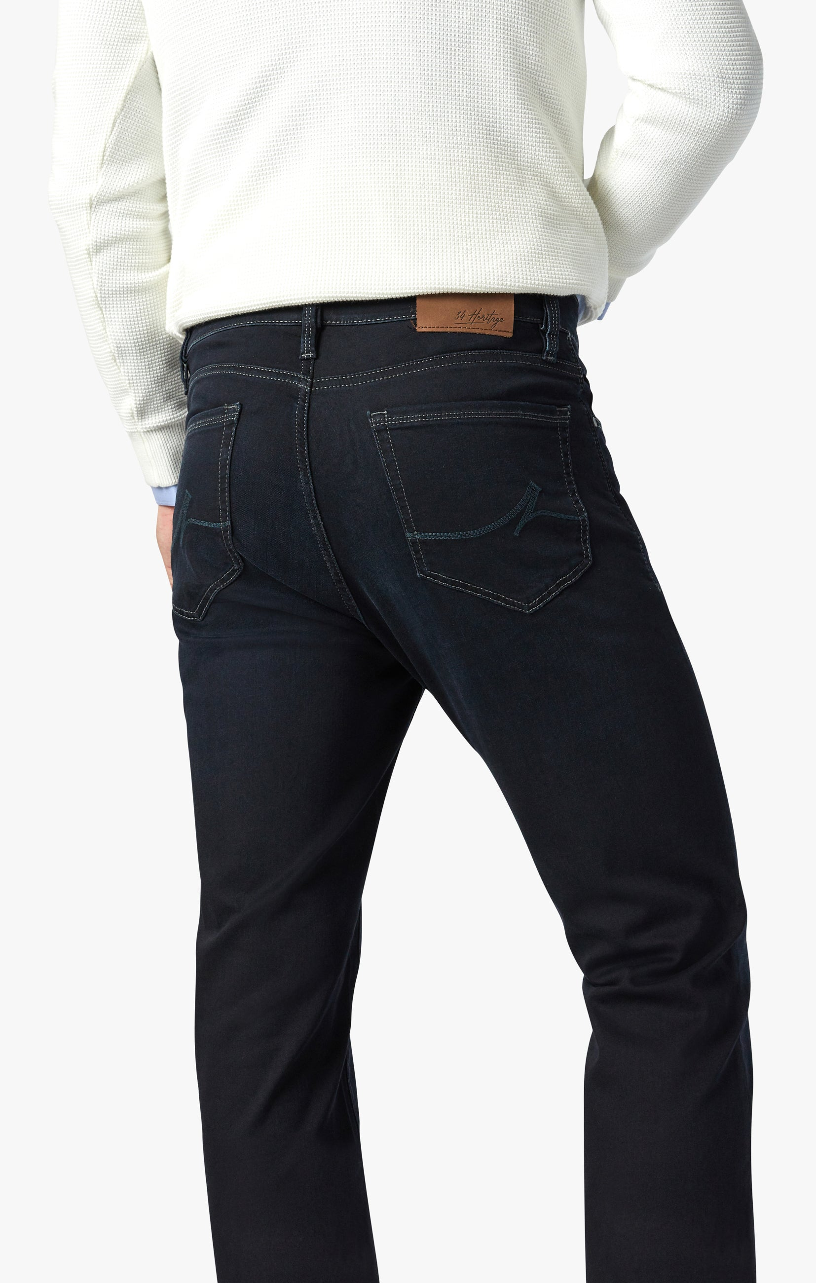Champ Athletic Fit Jeans In Midnight Austin Image 8