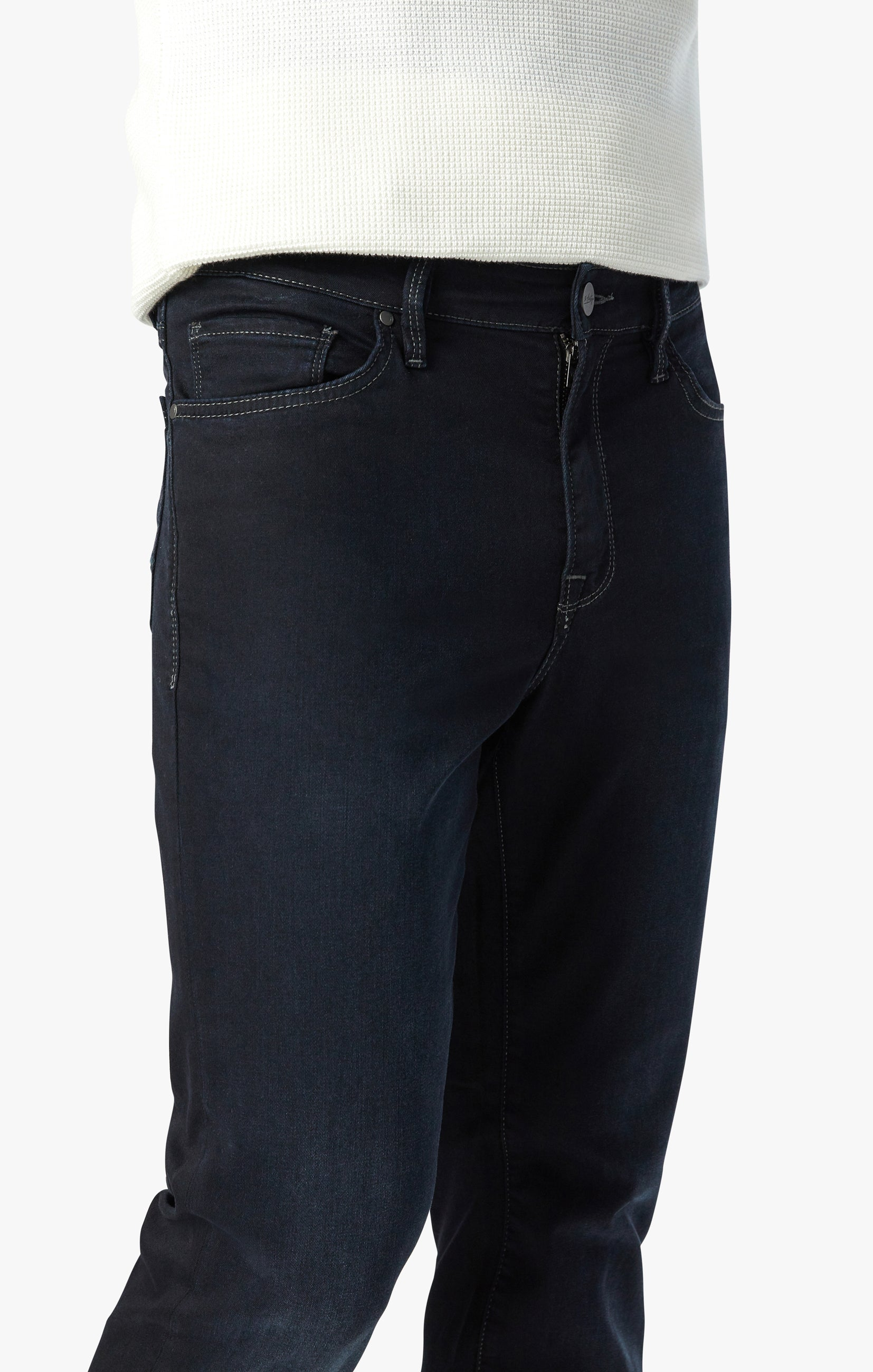 Champ Athletic Fit Jeans In Midnight Austin Image 7