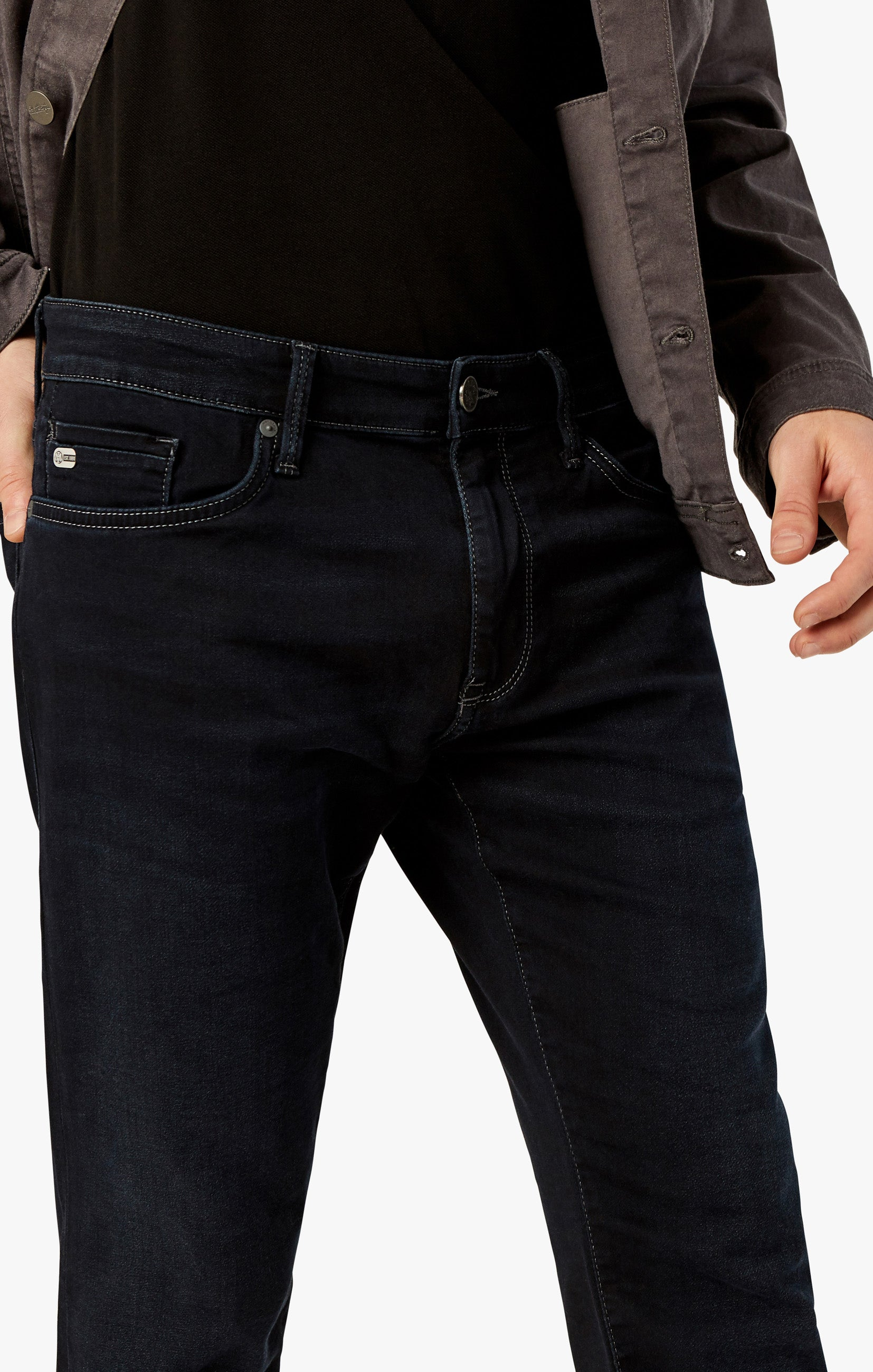Cool Slim Leg Jeans In Midnight Sporty Image 8