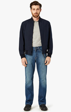 Charisma Classic Fit Jeans In Mid Cashmere