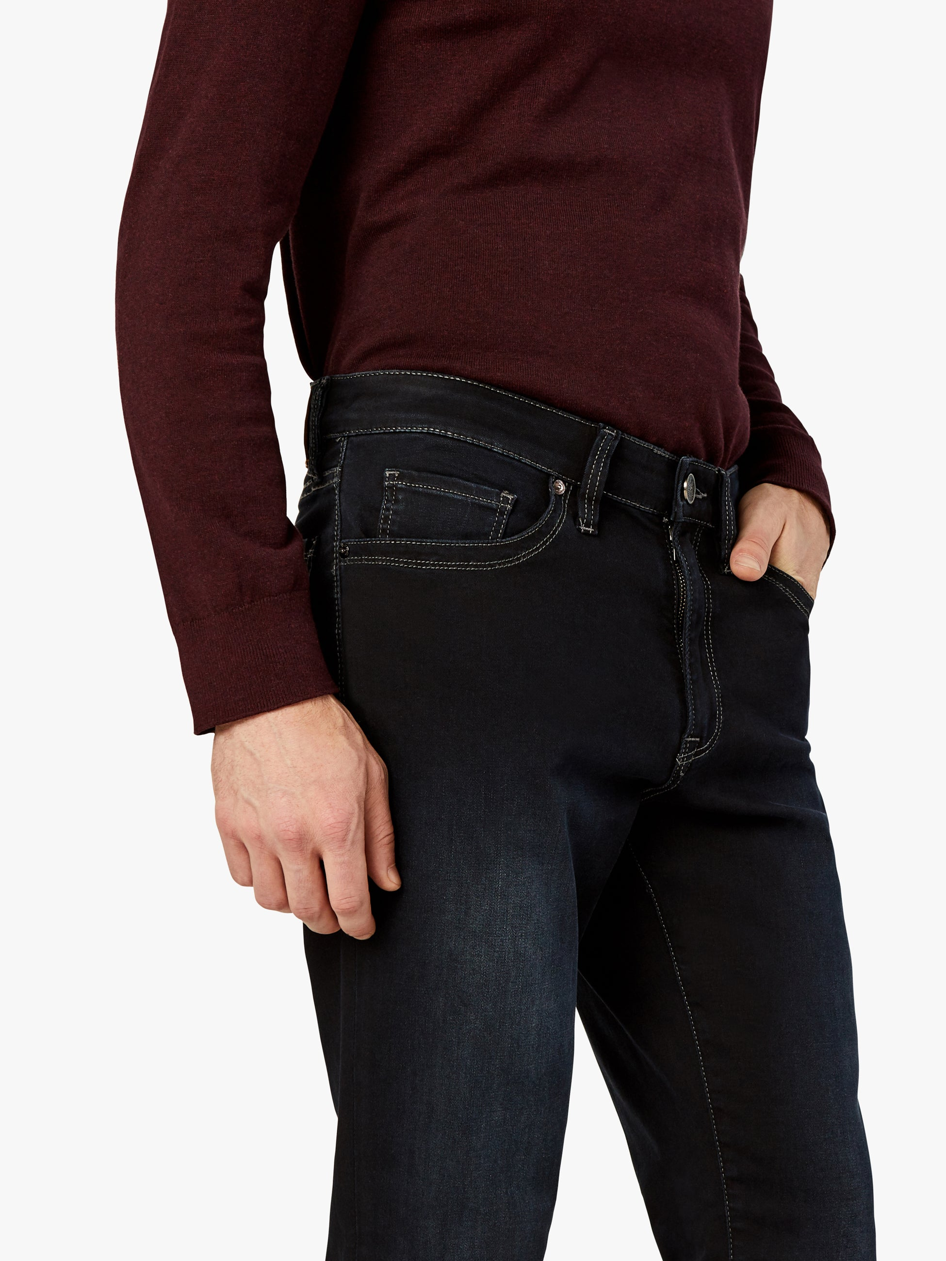 Charisma Classic Fit Jeans In Midnight Austin Image 4