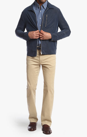Charisma Classic Fit in Tan Twill - 34 Heritage Canada