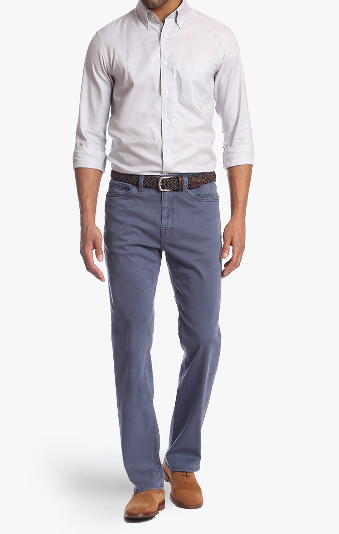 Naples Straight Leg Chino Pants in Horizon Twill