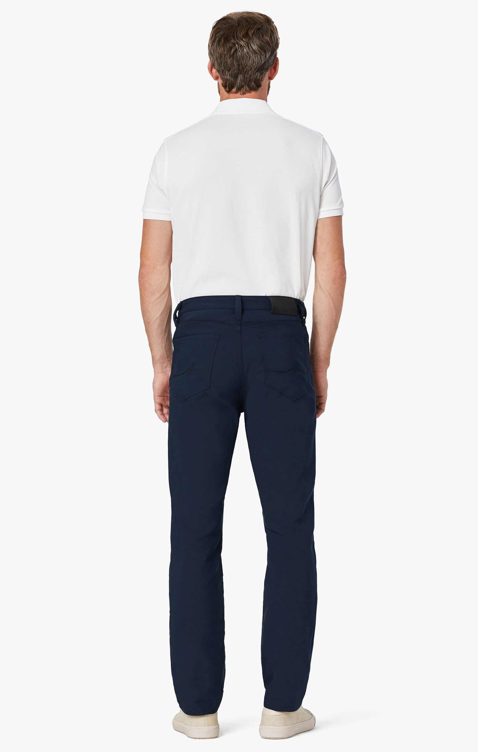 Charisma Classic Fit Pants In Navy Commuter Image 3