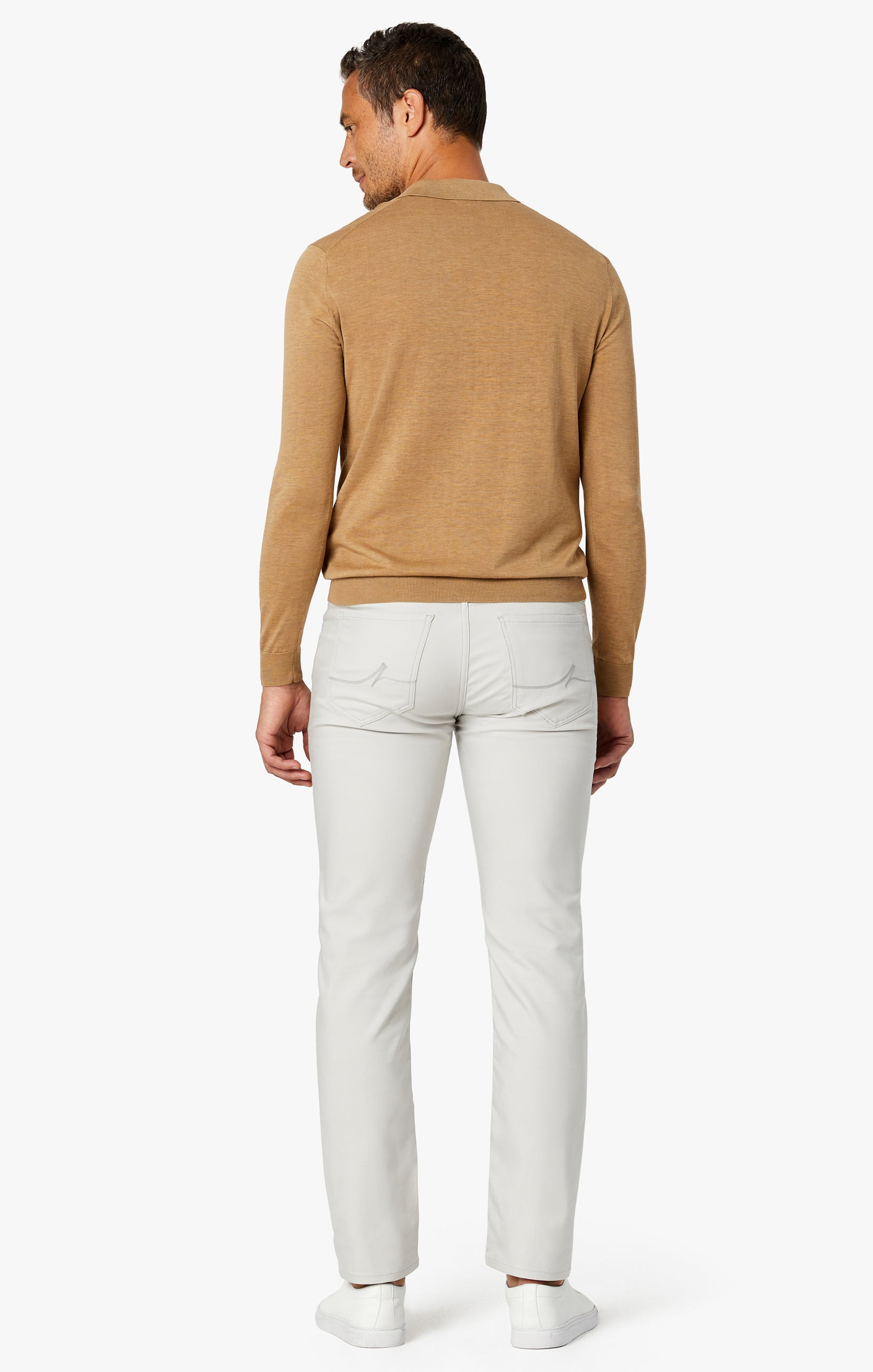 Charisma Classic Fit Jeans in Pearl Commuter Image 5