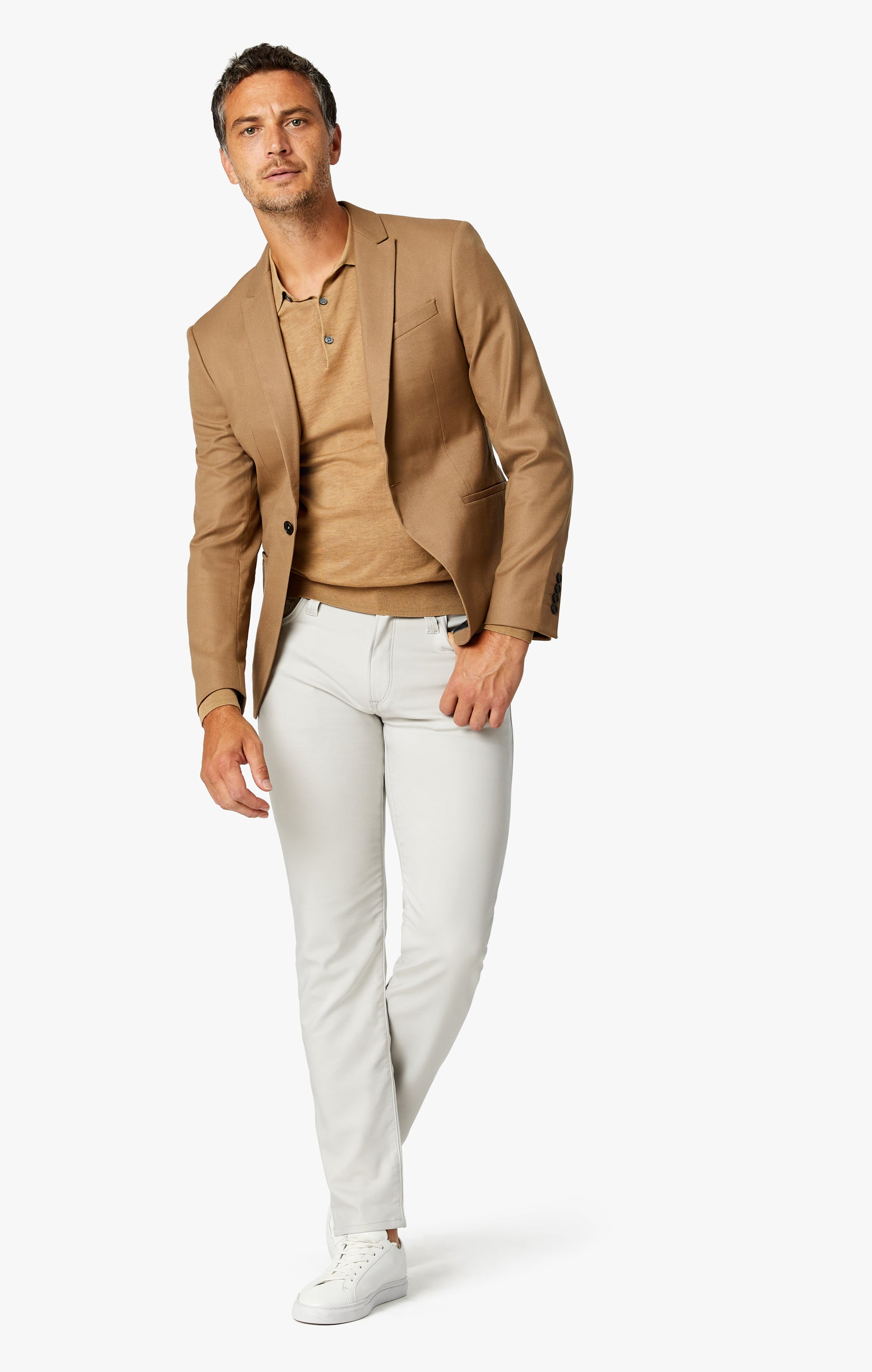Charisma Classic Fit Jeans in Pearl Commuter Image 2