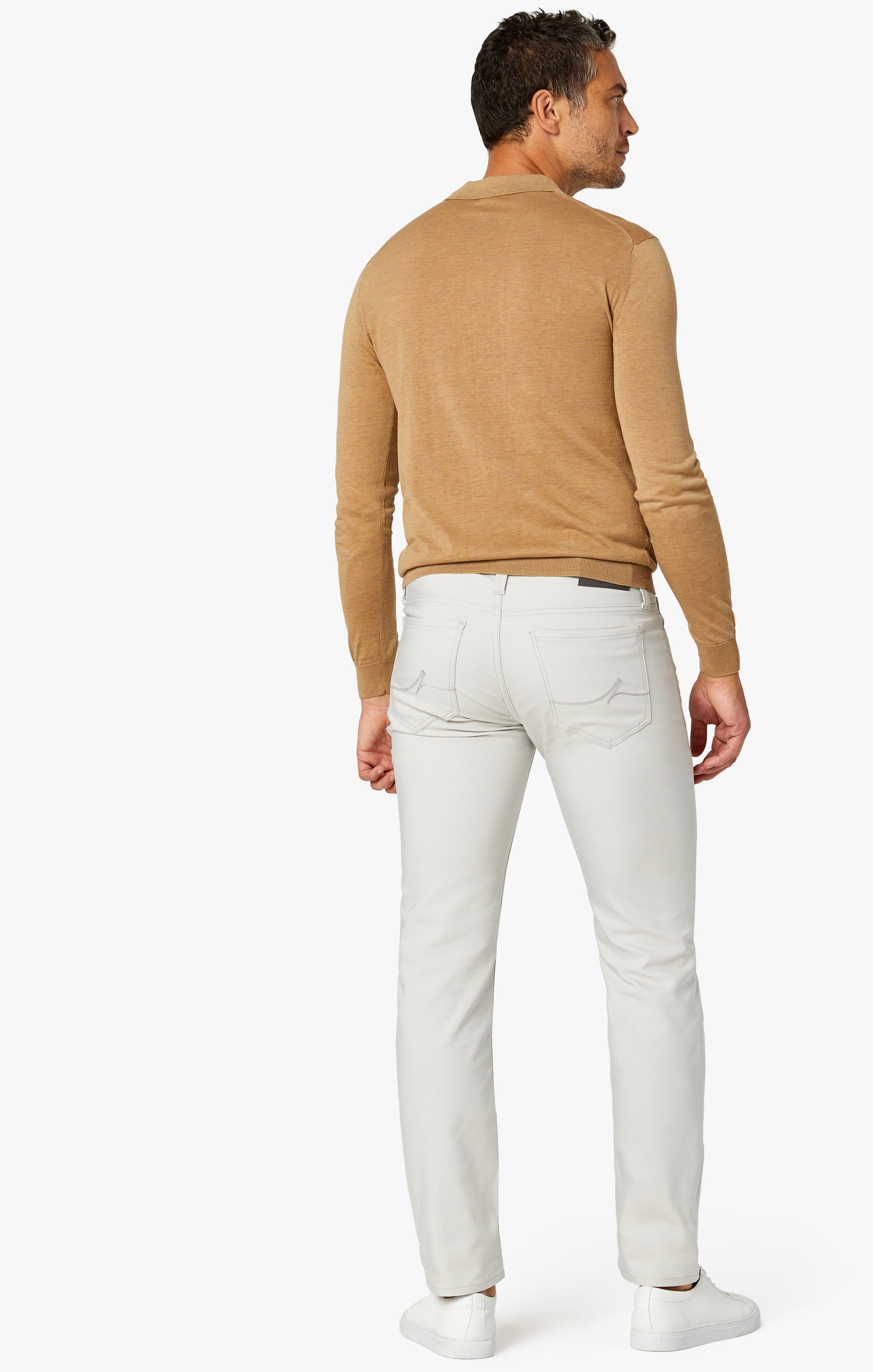Charisma Classic Fit Jeans in Pearl Commuter Image 3