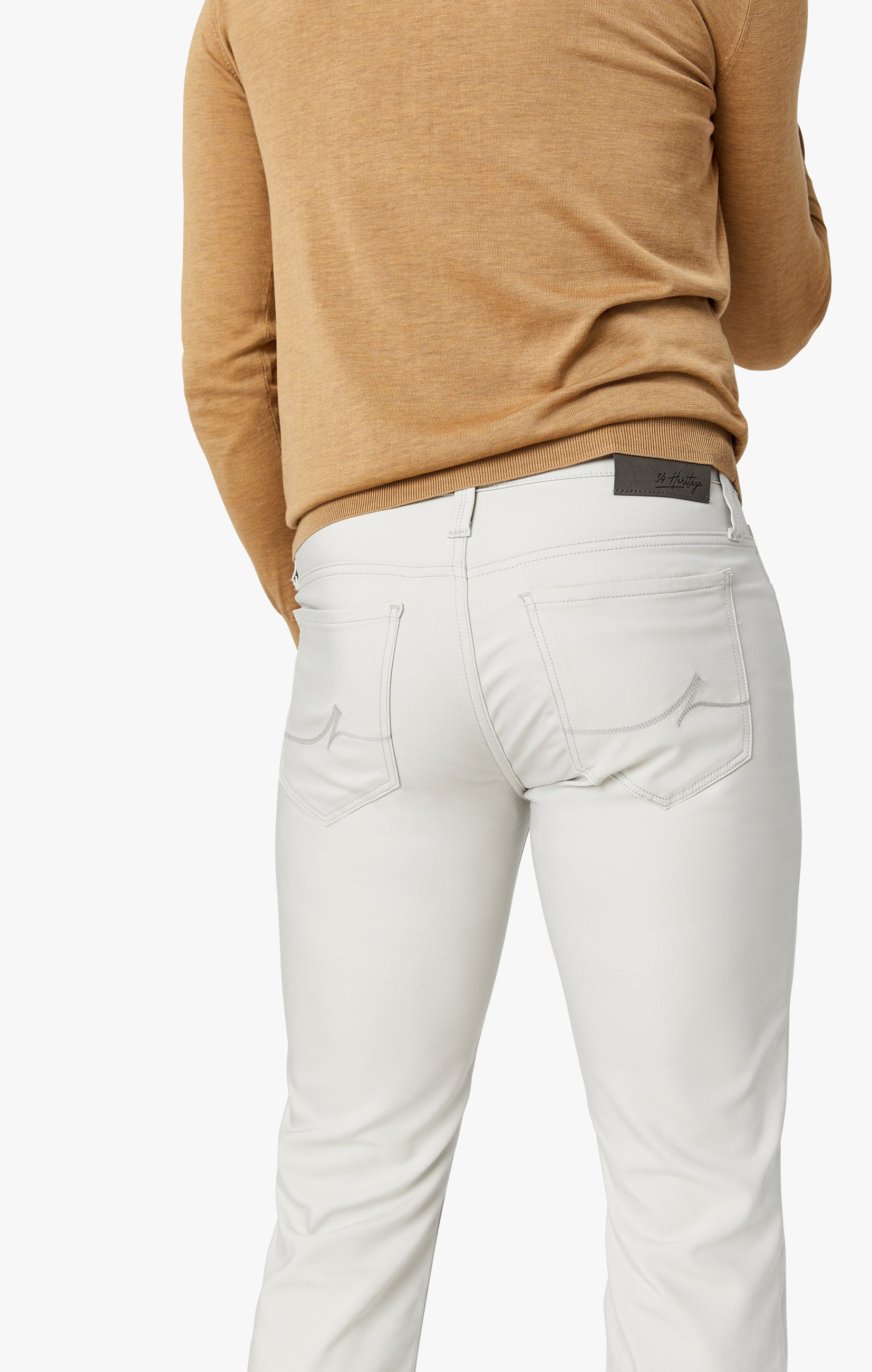 Charisma Classic Fit Jeans in Pearl Commuter Image 9