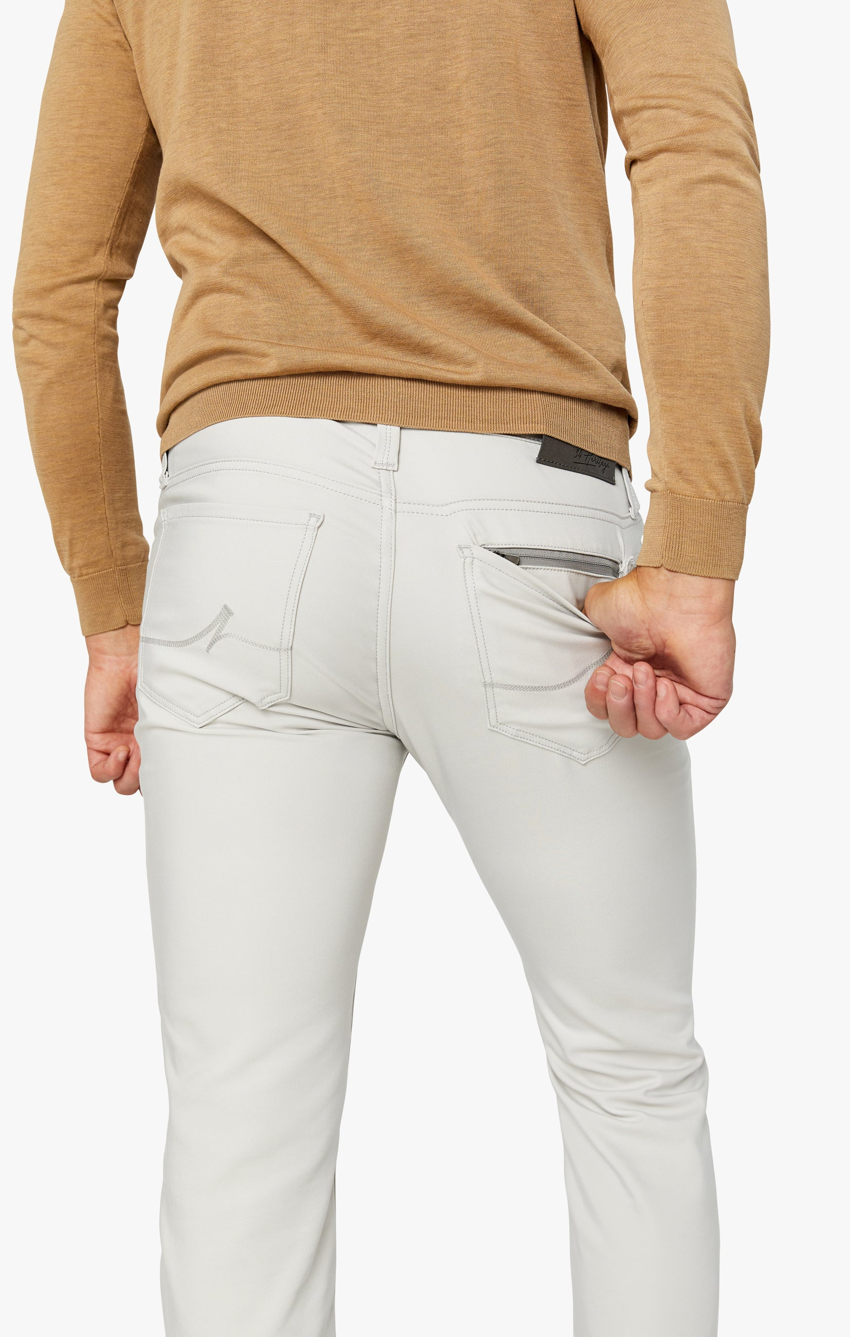 Charisma Classic Fit Jeans in Pearl Commuter Image 8
