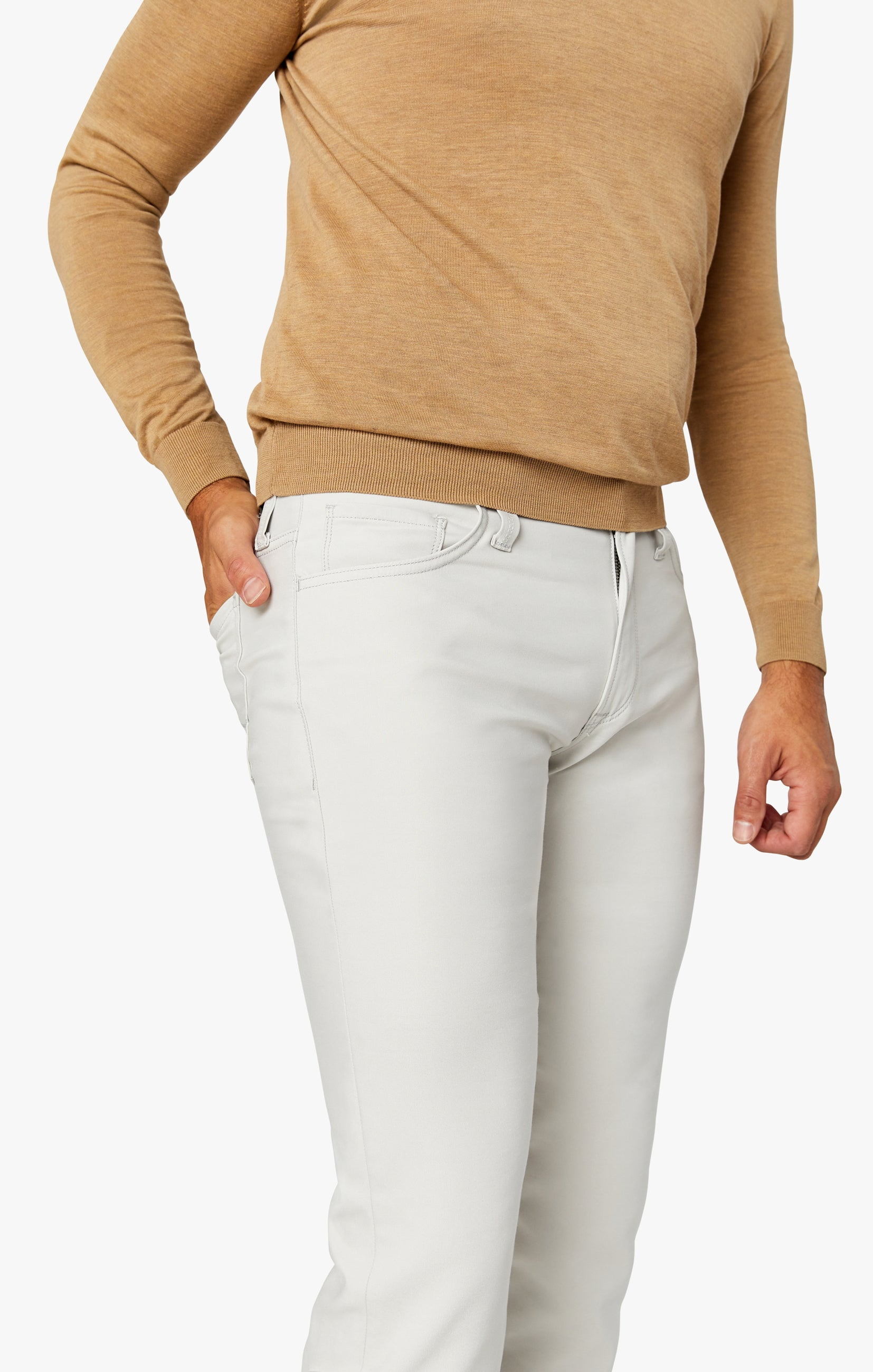 Charisma Classic Fit Jeans in Pearl Commuter Image 7