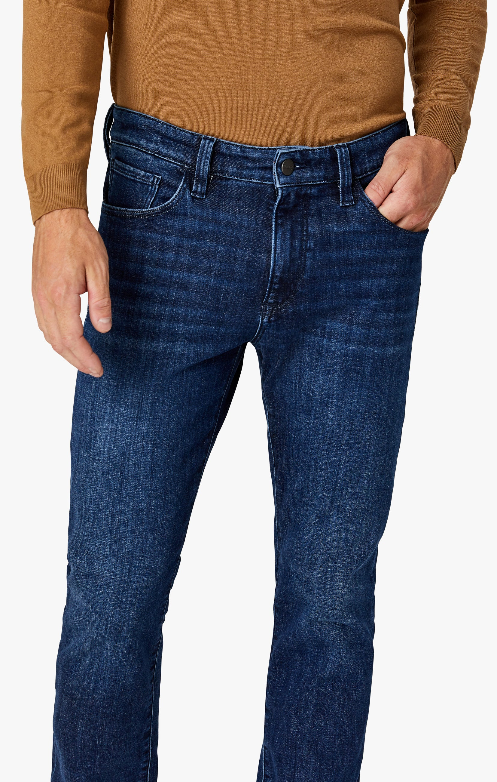 Charisma Classic Fit Jeans in Dark Coolmax Image 1