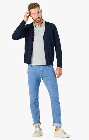 Charisma Classic Fit Jeans In Light Kona