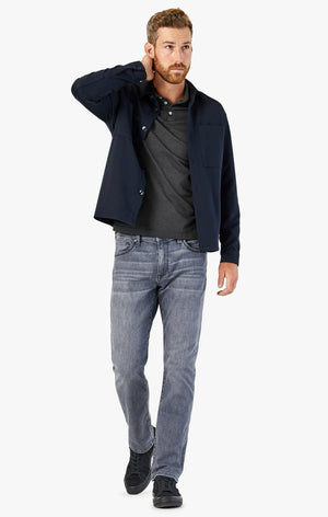 Charisma Classic Fit Jeans In Smoke Kona