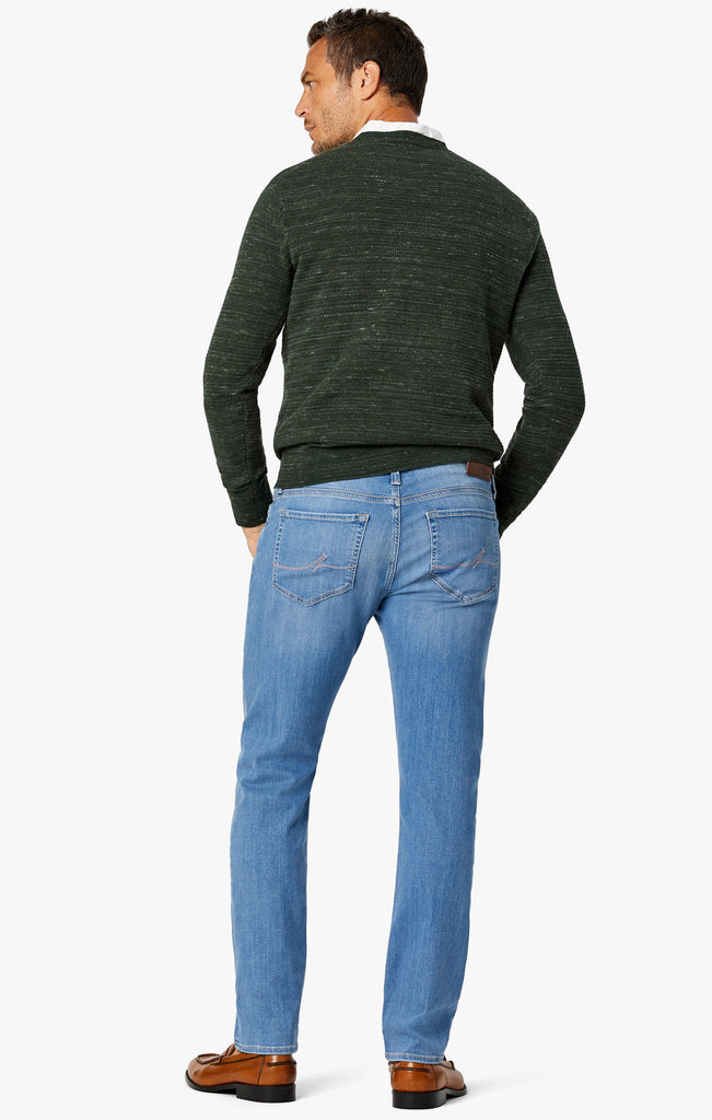Courage Straight Leg Jeans in Light Shaded Ultra